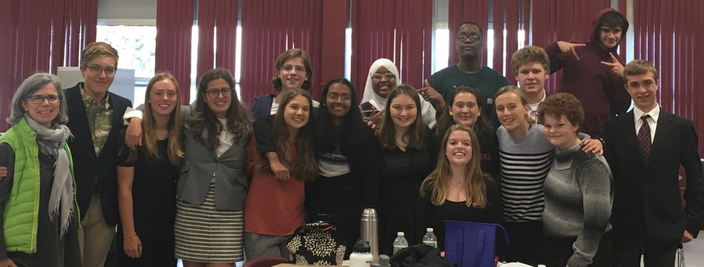 Speech & Debate open the season at Bangor