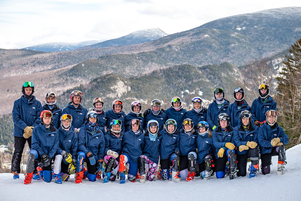 Congrats to the Maine Alpine Team