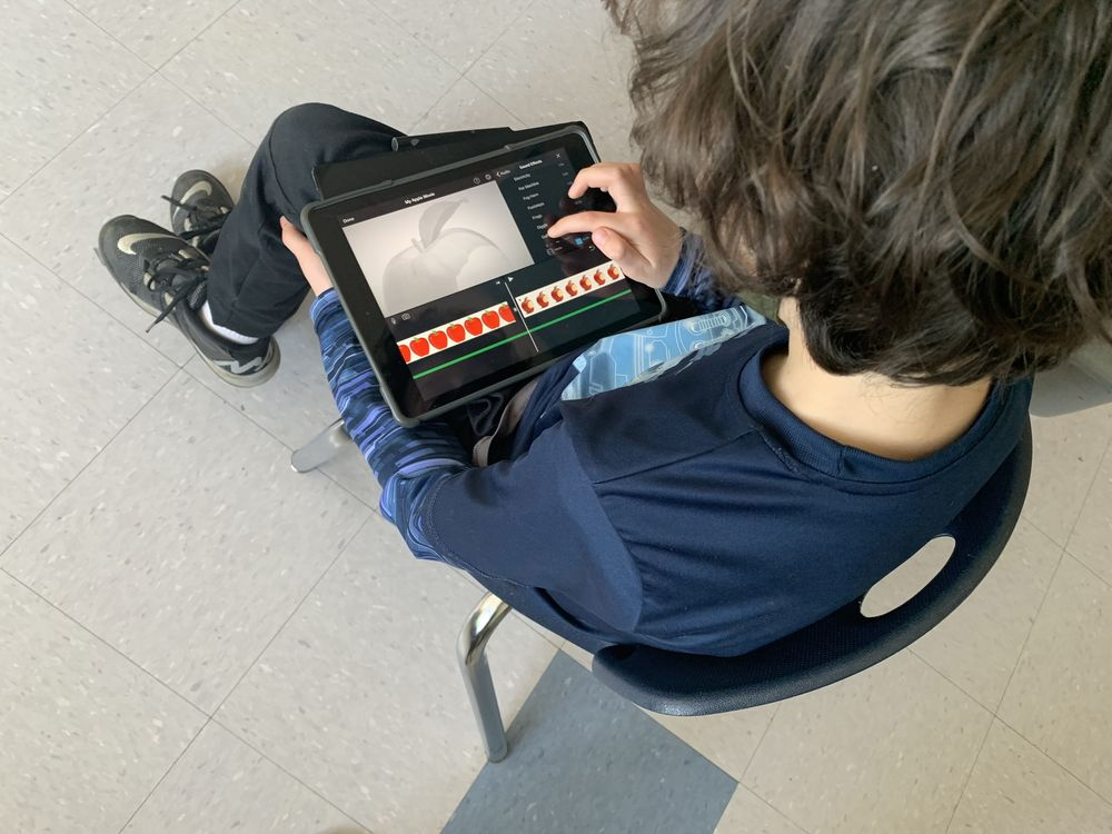 Technology Integration with Grade 3