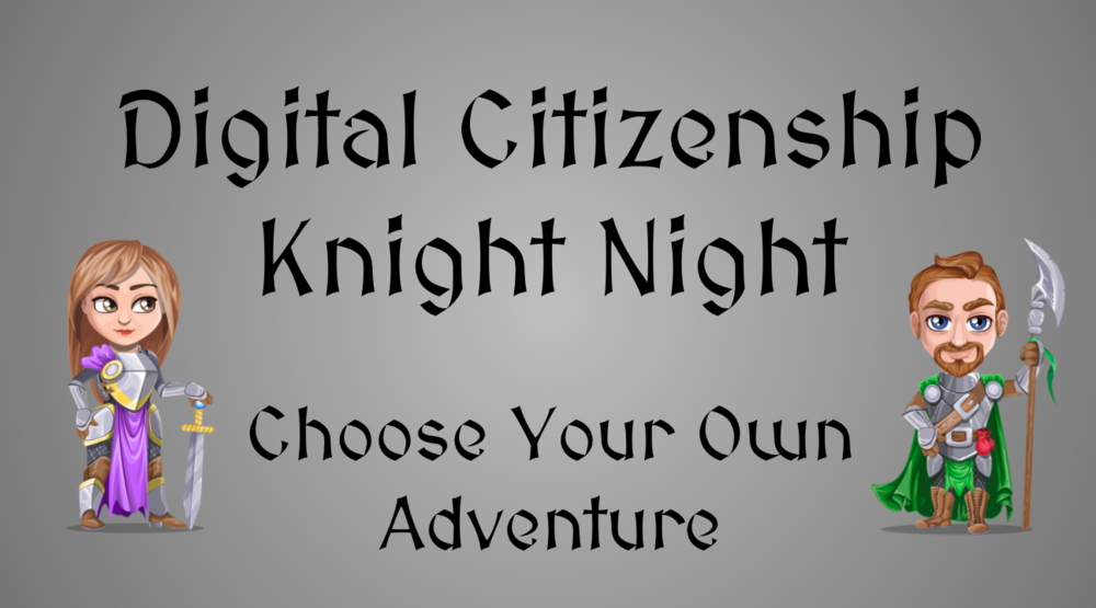 Digital Citizenship Night