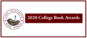 CEHS Announces 2020 College Book Award Recipients