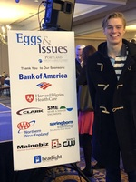 Networking at Eggs and Issues