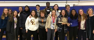 Speech Team ~ State Champions!