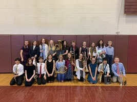6th Graders Perform in Regional Honors Festival