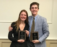 Western Maine Conference Citizenship Award Recipients
