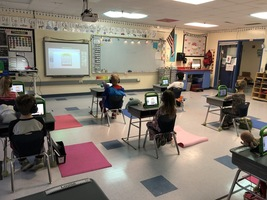 First Grade Technology Integration