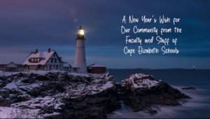 Thank You, Cape Elizabeth!