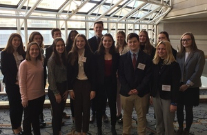 CEHS Model UN Success
