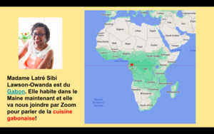 Gabon: Food in the French Speaking World