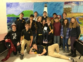 Cape Hosts VEX Robotics Tournament