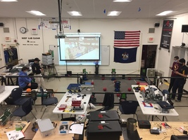 The New Normal - Virtual VEX Robotics Competition
