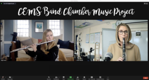 CEMS Band | Chamber Music Project