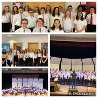 CEMS Band/Chorus Students Perform in Regional Festival